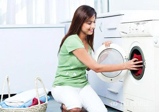 Cách tiết kiệm điện cho máy giặt hiệu quả