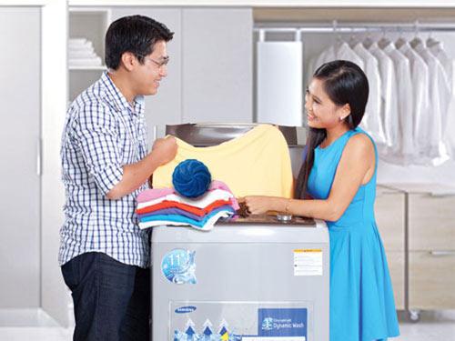 Tuyệt chiêu lựa chọn máy giặt tốt không phải ai cũng biết